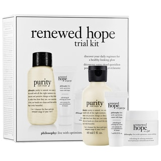 Philosophy Renewed Hope Trial Kit 3-piece Set