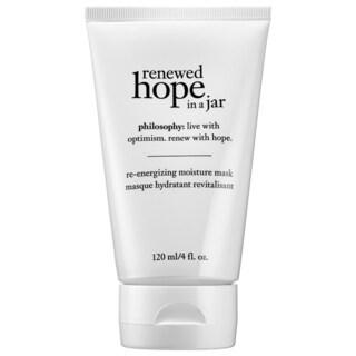 Philosophy Renewed Hope In A Jar Re-Energizing 4-ounce Moisture Mask
