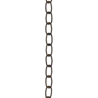 Westinghouse 7007400 3' 11 Gauge Oil Rubbed Bronze Finish Chain