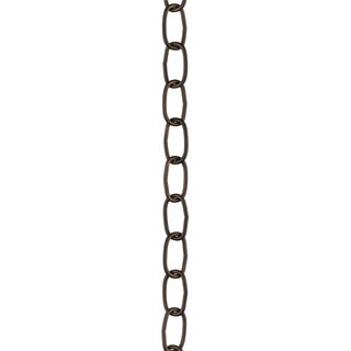 Westinghouse 7007400 3' 11 Gauge Oil Rubbed Bronze Finish Chain - Oil Rubbed Bronze