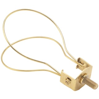 Westinghouse 70219 Brass Lamp Bulb Adaptor