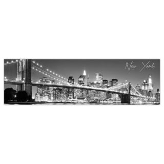 New York 2 City Digital Art Printed on Premium Gloss Poster