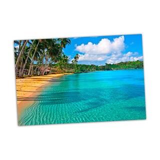 Paradise Digital Art Printed on Premium Gloss Poster