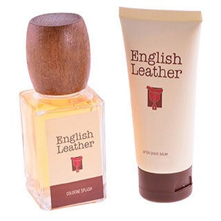 Dana English Leather Men's 2-piece Fragrance Gift Set