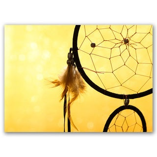 Dream Catcher Good Luck Collection 5x7 Printed on Metal Wall Decor