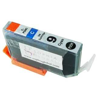 Sophia Global Compatible Ink Cartridge Replacement for PGI-9 (1 Cyan)