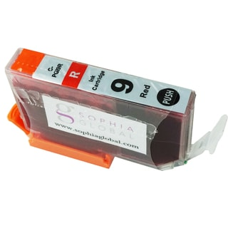 Sophia Global Compatible Ink Cartridge Replacement for PGI-9 (1 Red)