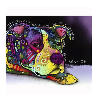 Give It Colorful Animals Printed on Metal Wall Decor
