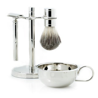 Liam Safety Razor Shave Set