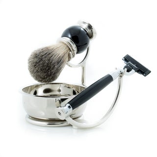 Morris Mach 3 Men's 4-piece Shave Set