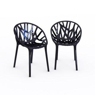Porch & Den Crestview Richcreek Chair (Set of 2)