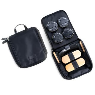 Trey Travel Shoe Shine Kit|https://ak1.ostkcdn.com/images/products/11650816/P18582236.jpg?impolicy=medium