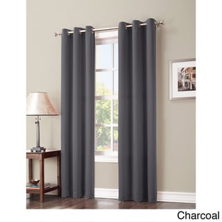 Curtains Ideas charcoal and cream curtains : Grey Curtains & Drapes - Shop The Best Deals For Apr 2017