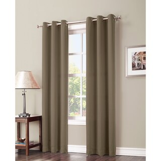 Sun Zero Hayden Grommet Blackout Window Curtain Panel (More options available)