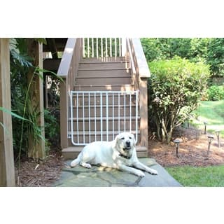 Cardinal Gates White Outdoor Gate|https://ak1.ostkcdn.com/images/products/11650830/P18582130.jpg?impolicy=medium
