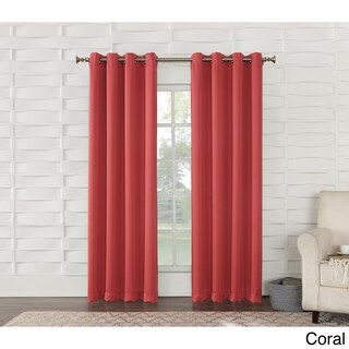 Sun Zero Galia Grommet Room Darkening Curtain Panel (More options available)