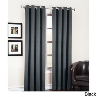 Curtains Ideas black window curtain : Black Curtains & Drapes - Shop The Best Deals For Apr 2017
