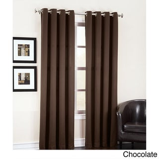 Brown, Grommet Curtains & Drapes - Shop The Best Deals For Apr 2017