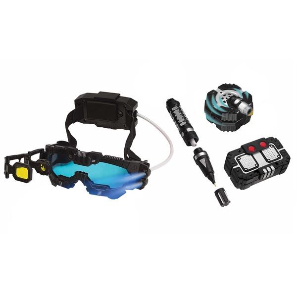 Mukikim SpyX Night ranger Set - Black
