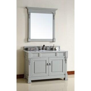 "Brookfield 48"" Single Vanity cabinet, Urban Gray"