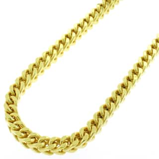 14k Yellow Gold 5mm Hollow Franco Chain Necklace|https://ak1.ostkcdn.com/images/products/11651145/P18582462.jpg?impolicy=medium