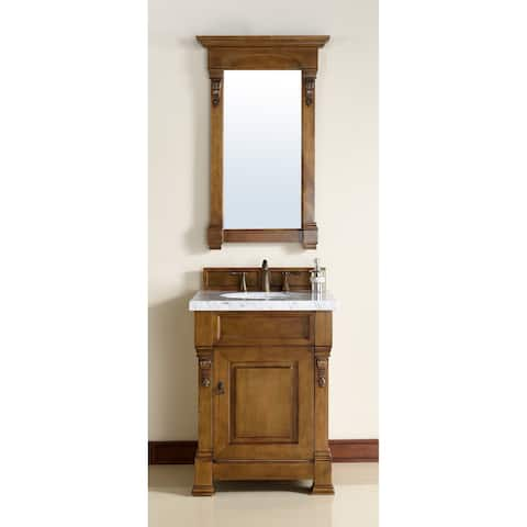 "Brookfield 26"" Single Cabinet, Country Oak"
