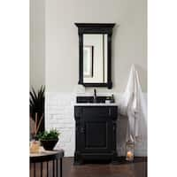 "Brookfield 26"" Single Cabinet, Antique Black"