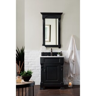 "Brookfield 26"" Single Cabinet, Antique Black"