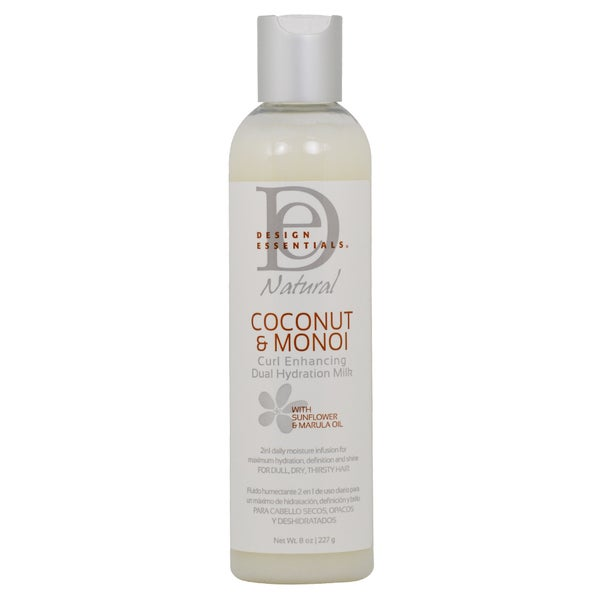 Shop Design Essentials Coconut And Monoi Curl Enhancing 8 Ounce