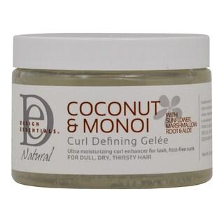 Design Essentials Coconut and Monoi Curl Defining 12-ounce Gelee