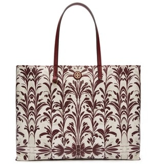 Tory Burch Kerrington Square Shoulder Tote Bag
