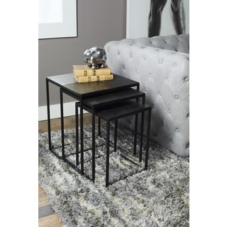 Four Square Nesting Tables