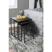 Four Square Nesting Tables