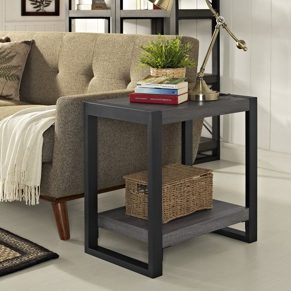 Angelo Home 24 Inch Side Table Free Shipping Today