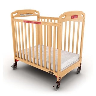 Child Craft Safe Haven Evacuation Compact Baby Crib