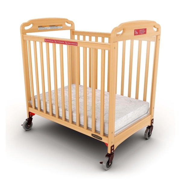 Child Craft Safe Haven Evacuation Compact Baby Crib. Opens flyout.