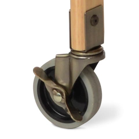 Bristol 4-inch Evacuation Casters for Crib