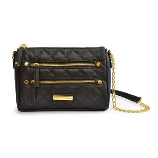 Adrienne Vittadini Quilted Crossbody Handbag