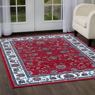 """Home Dynamix Premium Collection Traditional Area Rug  (7'8X10'7) - 7'8""""x10'7"""""""