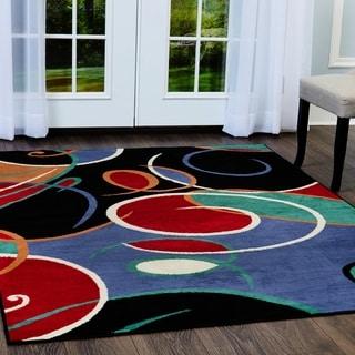 Home Dynamix Premium Collection Contemporary Area Rug  (7'8X10'7)