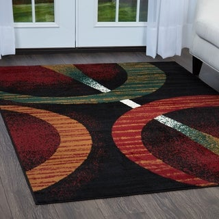 Link to Home Dynamix Premium Indus Contemporary Geometric Area Rug Similar Items in Rugs