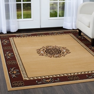 Home Dynamix Premium Collection Transitional Area Rug  (7'8X10'7)
