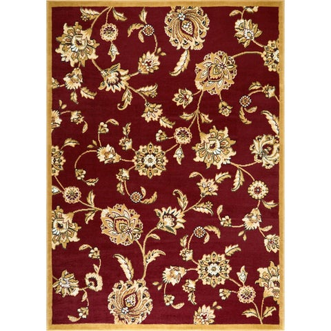 """Home Dynamix Optimum Collection Traditional Area Rug (5'2X7'2"""") - 5'2"""" x 7'2"""""""