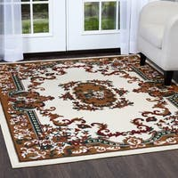 """Home Dynamix Premium Collection Traditional Area Rug (5'2"""" x 7'4"""")"""