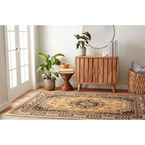 "Home Dynamix Premium Collection Traditional Area Rug (5'2X7'4"")"
