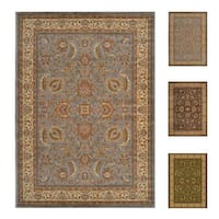 """Home Dynamix Royalty Collection Traditional Area Rug  (5'2""""X7'2"""") - 5'2 x 7'2"""