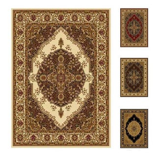"Home Dynamix Royalty Collection Traditional Area Rug  (5'2""X7'2"")"