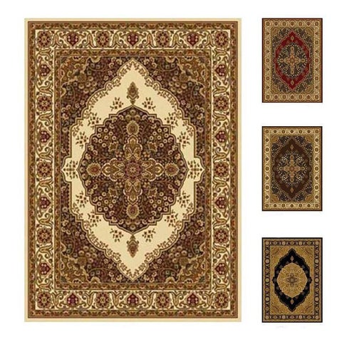 """Home Dynamix Royalty Collection Traditional Area Rug (5'2""""X7'2"""")"""