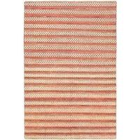 Ecarpetgallery Hand-knotted Finest Ziegler Chobi Beige Wool Rug (5'5 x 8'3) - 5'5 x 8'3