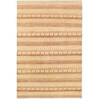 Ecarpetgallery Hand-knotted Finest Ziegler Chobi Green Wool Rug (6'5 x 9'7)
